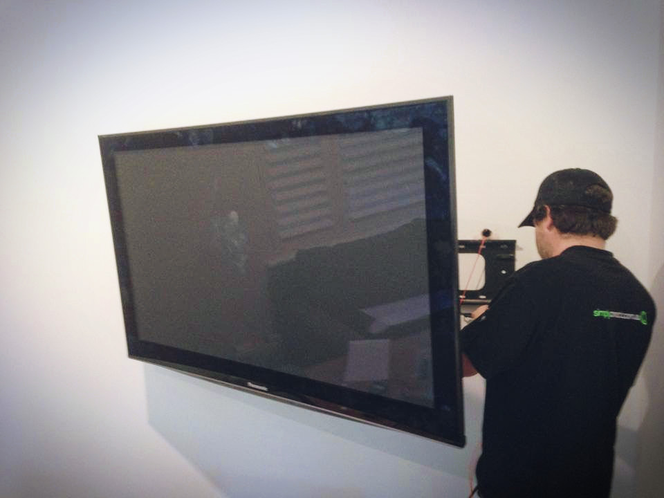 Simply Connect TV Wall Mounting Installations